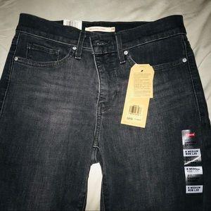 Levi's Skinny Jeans Black.